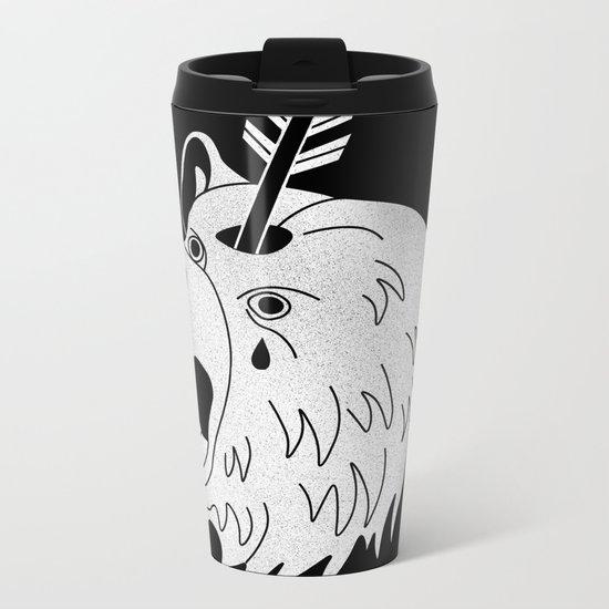 Bear in Mind Metal Travel Mug