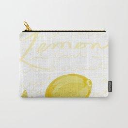 Tart as a lemon Carry-All Pouch
