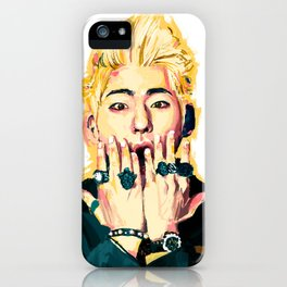 O.M.Z. iPhone Case