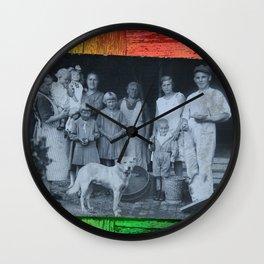 German family vintage Wall Clock