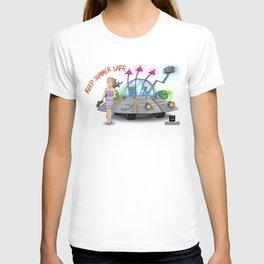 Keep Summer Safe T-shirt