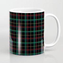 Red and green plaid Coffee Mug
