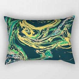 Swirling World V.1 Rectangular Pillow