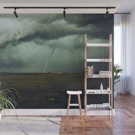Tornado Alley (Color) Wall Mural