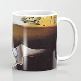 THE PERSISTENCE OF MEMORY - SALVADOR DALI Coffee Mug