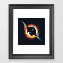 Void (introversive ed) Framed Art Print
