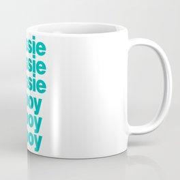 Aussie! Aussie! Aussie! Mooy! Mooy! Mooy! Coffee Mug