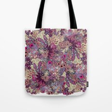 Vernal rising Tote Bag