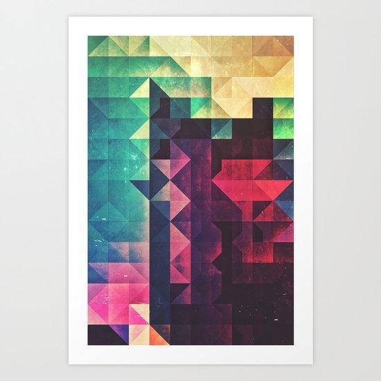 frr yww Art Print