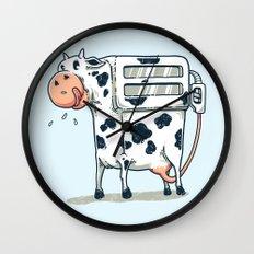 milkstations Wall Clock
