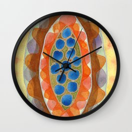 The Inner Beauty of a Fruit Wall Clock