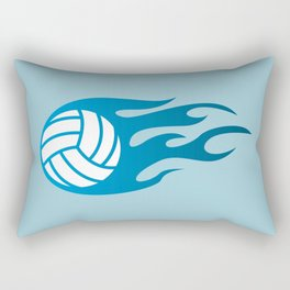The Volleyball I Rectangular Pillow