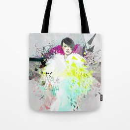 FASHION ILLUSTRATION 2 Tote Bag