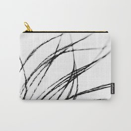 Plume- A Feather Study 3 Carry-All Pouch