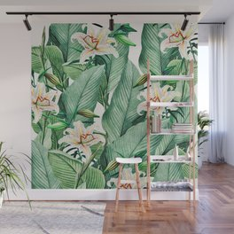 Tropical state Wall Mural