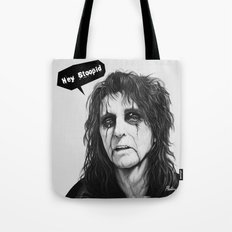 Alice Cooper - Hey Stoopid Tote Bag