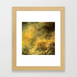 Perfect Aftermath Framed Art Print