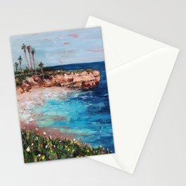 La Jolla Cove Stationery Cards