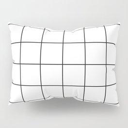 Grid Pillow Sham