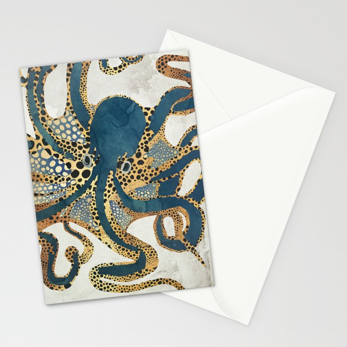Underwater Dream VI Stationery Cards