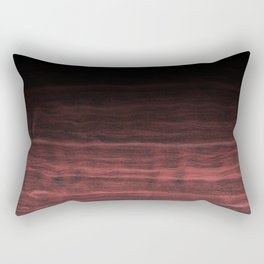 Red sea at night Rectangular Pillow