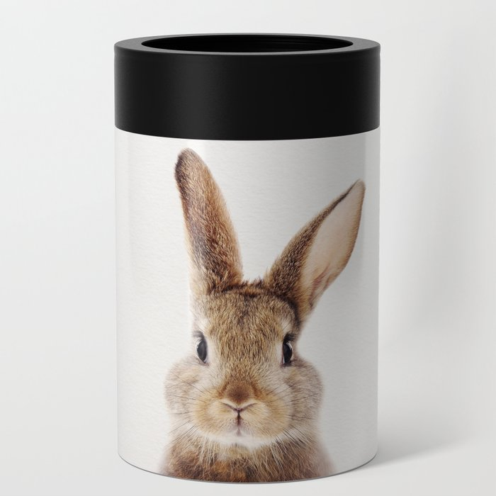 Baby Rabbit, Baby Animals Art Print By Synplus Can Cooler