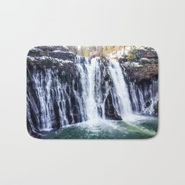Burney Falls Bath Mat