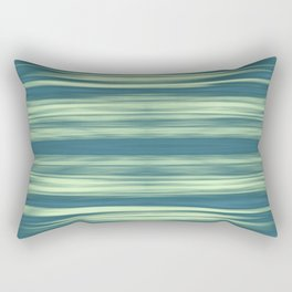 Abstraction Serenity in Afternoon at Sea Rectangular Pillow