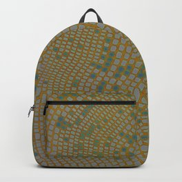 Mosaic -craftsman style Backpack