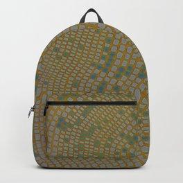Mosaic -craftsman style Backpack