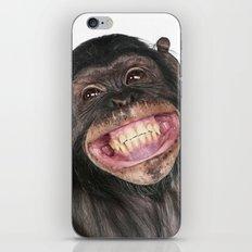 SMILE! iPhone & iPod Skin