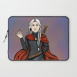RED CAPE Laptop Sleeve