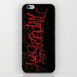 Amsterdam Graffiti iPhone Skin