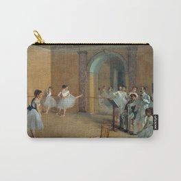 Le Foyer de la danse à l'Opéra de la rue Le Peletier Carry-All Pouch