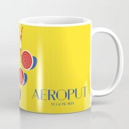 "EX-JU poster ""AEROPUT"" Coffee Mug"