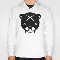 suit Hoodies featuring Bear Suit by Terry Mack