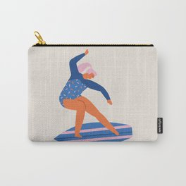 Surf girl Carry-All Pouch