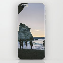 Cathedral Cove iPhone Skin