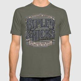 Ripley and Hicks Exterminators T-shirt