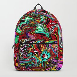 Crowded place Backpack