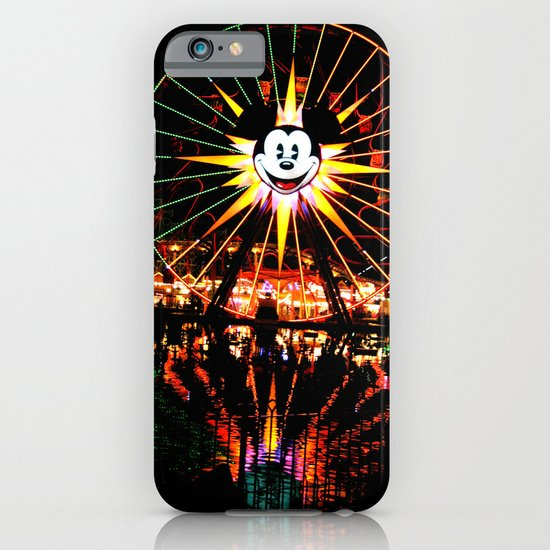 Mickey Again iPhone & iPod Case