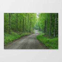 Arcol Road Canvas Print