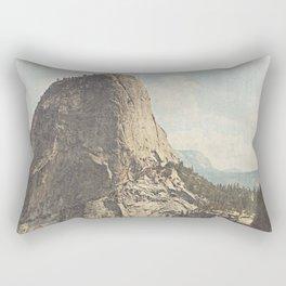 Nevada Falls Yosemite Rectangular Pillow