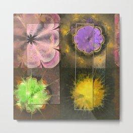 Bastiment Concord Flower  ID:16165-003155-40511 Metal Print