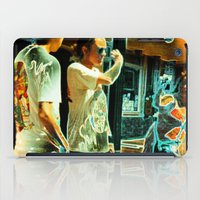 lindsay lohan iPad Cases featuring Song For Lindsay Tee! by Eric Terino
