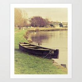Irish Cot Art Print