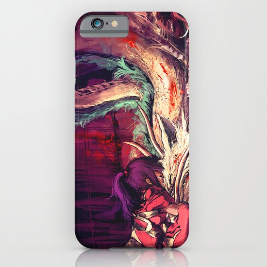 Bleed iPhone & iPod Case