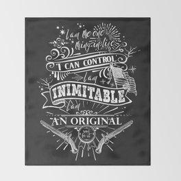 Hamilton - Inimitable Throw Blanket