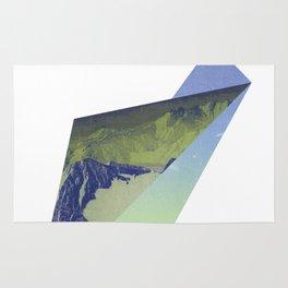 Triangle Mountains Rug