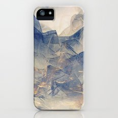 Tulle Mountains Slim Case iPhone (5, 5s)